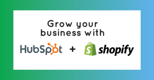 Integrate HubSpot and Shopify