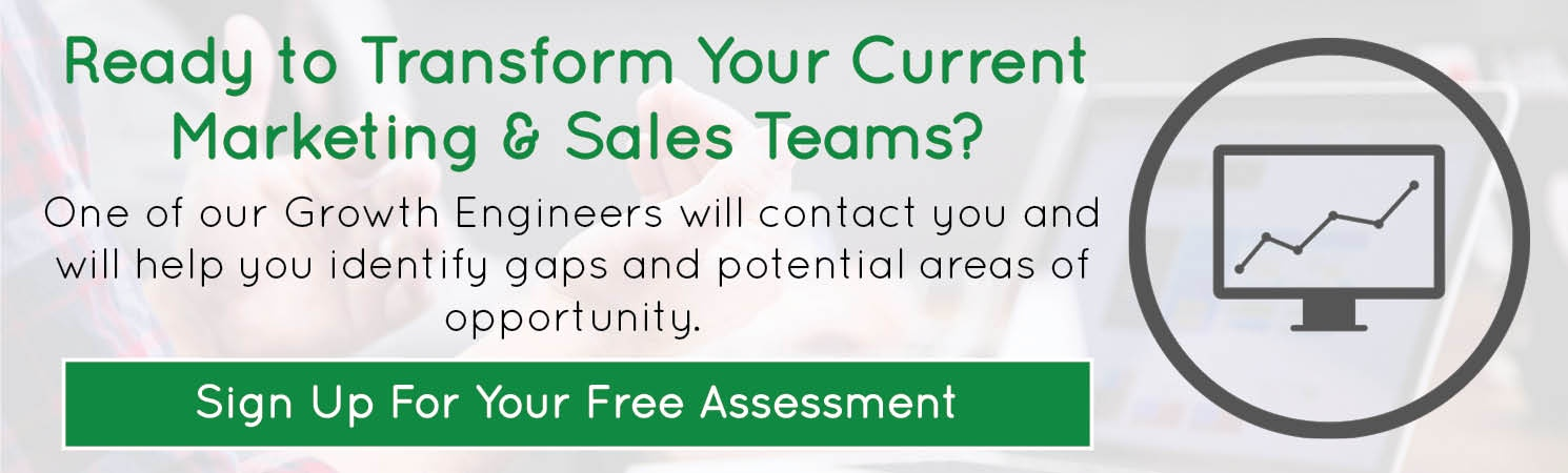align your marketing and sales teams with our help