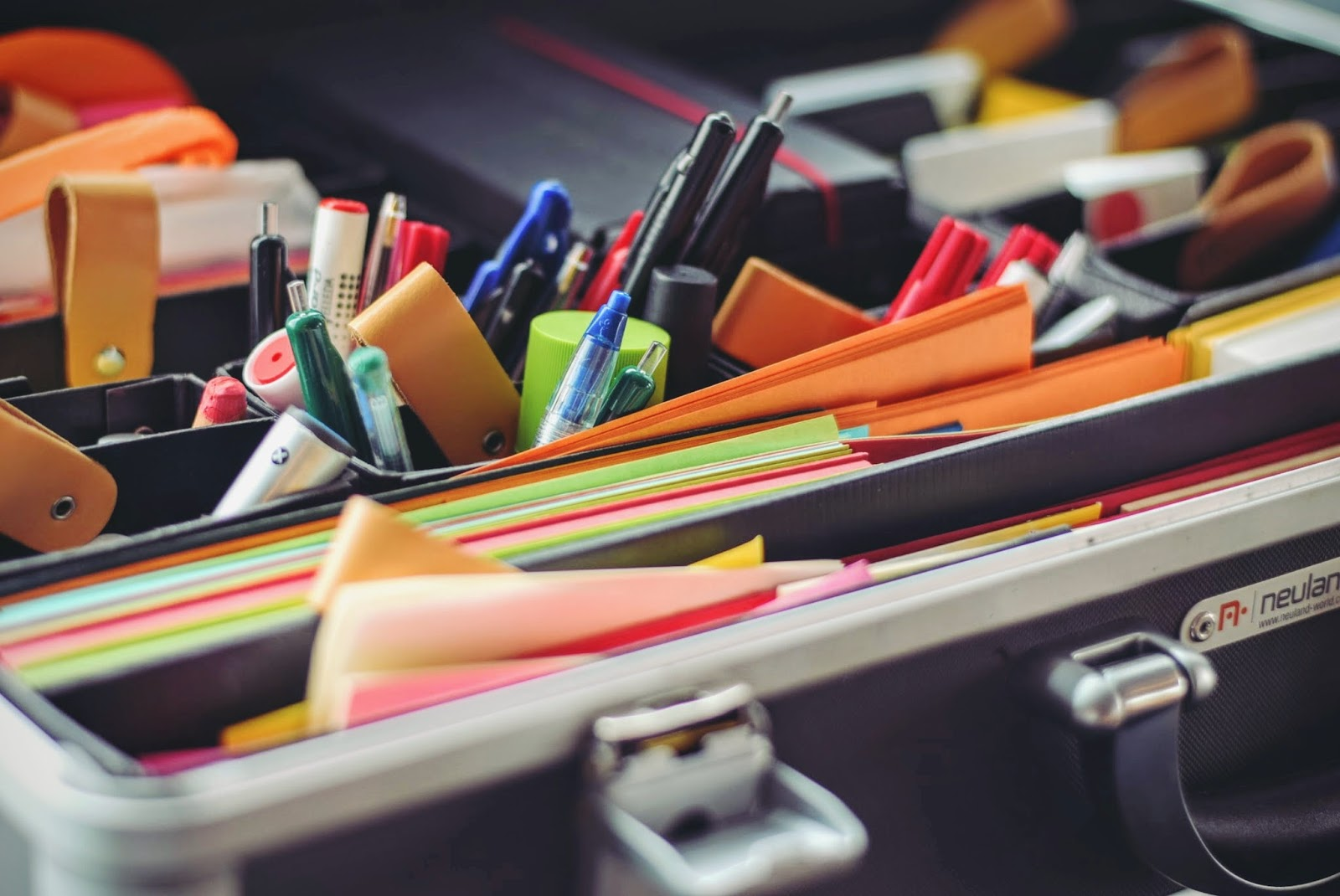 how to keep your blog organized