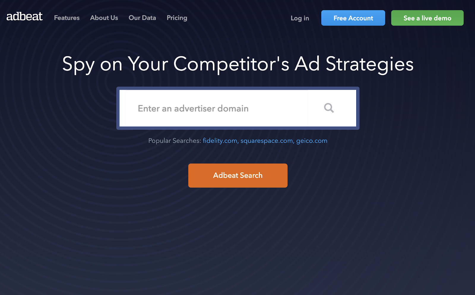 creating a competitive marketing analysis